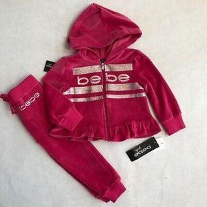 BEBE Pink Panther Sweater
